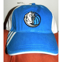 Cachucha Adidas Mavericks Dallas
