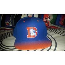 Gorra Snapback Mitchell And Ness Broncos De Denver Nfl
