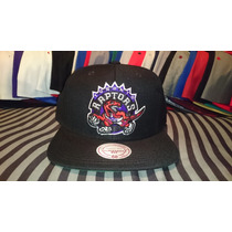 Gorra Mitchell And Ness Toronto Raptors Snapback