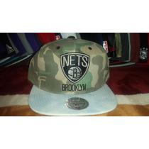 Gorra Mitchell And Ness Brooklyn Nets
