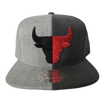 Gorra Chicago Bulls Mitchell & Ness Snapback 100% Original