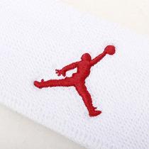 Jordan Sports Banda De Cabeza Unisex Sudor Toalla Blanco Gym