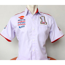 Camisa Marc Marquez Red Bull Moto Gp Champion 2013