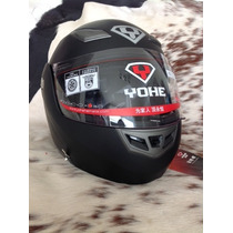 Motos Casco Yohe Rebatible Yh-amx-936