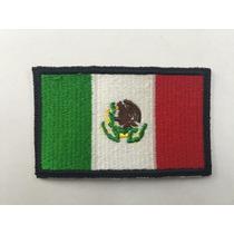 Parche Bandera Mexico M Parche Biker