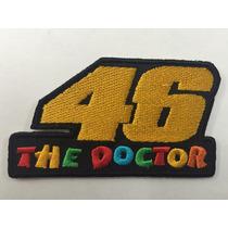 Parche Valentino Rossi The Doctor Vr 46 Parche Biker