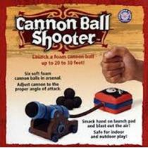 Hog Wild Juguetes Cannon Ball Tirador