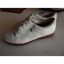 Zapatos Para Jugar De Golf Dama ,no Footjoy