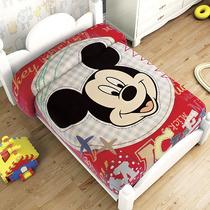 Frazada Cunero Cobertor Bebe Mickeyligero Cobertor 1.10* 90