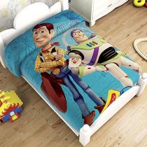 Toy Story Frazada Cunero Cobertor Bebe Ligero 1.10* 90 Cuna
