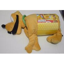 Cobertor Ultra Suave 4 En 1 Disney Pluto