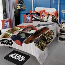 Star Wars Darth Edredon Colcha Ninos 6pc Guerra Galaxias Cln