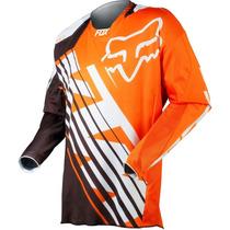 Jersey Fox 360 Naranja Motocross