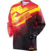 Respuesta Alfa 2013 Mx / Offroad Jersey Rojo Sm