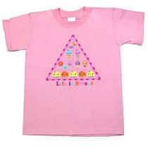 La Vida Es Dulce Juventud De Manga Corta T-shirt - Medium
