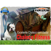 Chaleco Fitness Para Perro