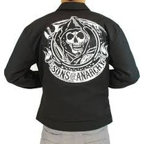Chamarra Oficial De Sons Of Anarchy,samcro,