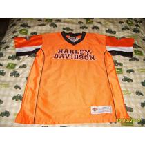 Harley Davidson Jersey Niño Hm4