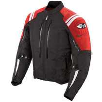 Chamarra Impermeable Joe Rocket Atomic 4.0 De Motos