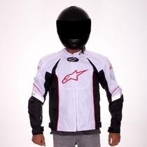 Chamarra Alpinestar Para Motociclista Con Protecciones