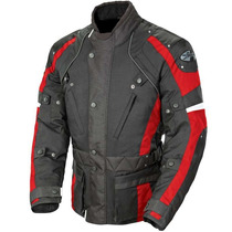 Joe Rocket Ballistic Revolution Chamarra Impermeable Motos