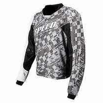 Chamarra Jersey Para Moto Deportiva Atv Motocross S&s