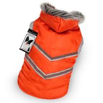 Capa Abrigo Sweater Chaleco Reflejante Perro Grande