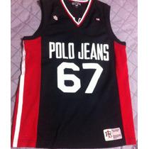 Jersey Vintage Polo Jeans Co. Ralph Lauren Rl67
