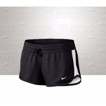 Short Nike Gym Reversible Short Dama 1141955