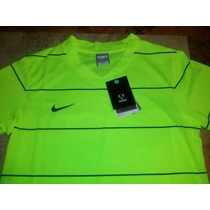 Playera Camisa Nike Boys Football Training