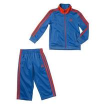Conjunto Deportivo Adidas 100% Original Niño Importado