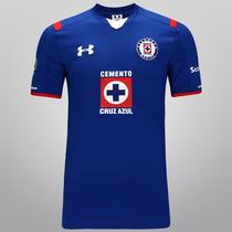 Jersey Cruz Azul Versión Jugador