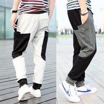 Pants Asiaticos Swag Justin Baile Harem Baggy Coreano Moda