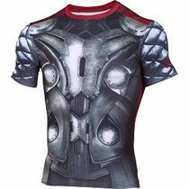 Playera Alter Ego Under Armour Marvel Avengers 2 Thor