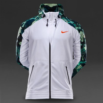 Sudadera Kobe Emerge Hyperelite Nike Blanca