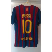 Playera Barcelona Messi Original
