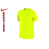 Playera Nike Legend Dri-fit Poly Amarillo Fosforescente