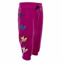 Pantalon 3/4 Pescador Adidas Originals Dama
