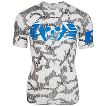 Playera Under Armour Combine Compresion Fit Heat Gear T.med