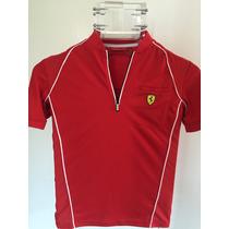 Playera Scuderia Ferrari Original