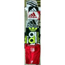 Lote De 6 Playeras Adidas De Algodón Originales