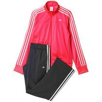 Conjunto Pants Y Sudadera Entrenamiento Mujer Adidas Ah5412
