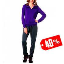 Oferta Conjunto Pants Reebok T Suit - Z64596 Sh+