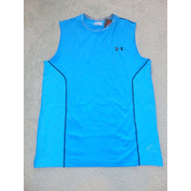 Under Armour Camisa Compression Sin Mangas