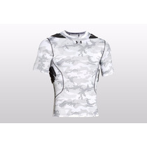 Under Armour Playera Armour Lite Impact Top Camo
