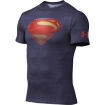 Playera Alter Ego Avenger Under Armour Modelos 2015 Marvel