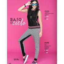Chaleco-blusa Deportiva Ala Moda Sport Fashion Fitness