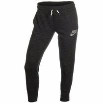 Nike Gym Vintage Capri Pants Baggy Mujer Deportes 545780-010