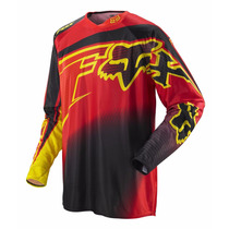 Jersey Fox Racing 360 Flight Motocross