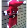 Disfraz Pants Santa Claus Con Gorro Talla 6 Ropa Para Perro